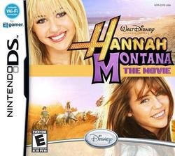 Hannah Montana: The Movie DS