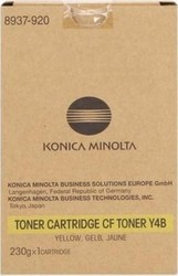 Konica Minolta 8937-920 Yellow
