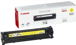 Canon 716Y Yellow Toner Cartridge