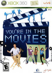 You're in the Movies StandAlone XBOX 360