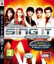Sing It: Pop Hits PS3