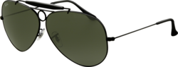 Ray Ban Aviator Shooter RB3138 002