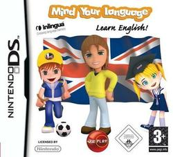 Mind Your Language: Learn English (Nintendo DS)