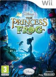 The Princess and the Frog Wii