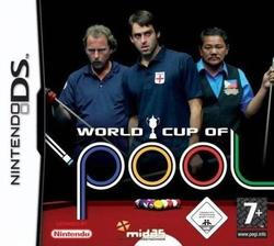 World Cup Of Pool (Nintendo DS)