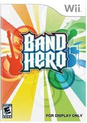 Band Hero Stand Alone Software (Nintendo Wii)