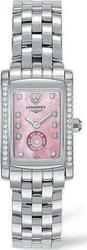 Longines Dolce Vita Pink Mother Of Pearls Diamonds L51550936
