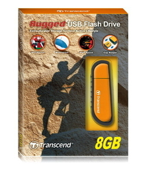 Transcend V70 Rugged 8GB