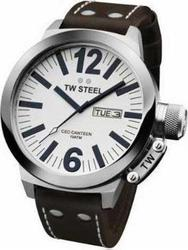 TW Steel Ceo Collection Brown Leather Strap XL CE1006