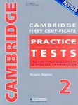 Revised Cambridge FCE 2 Practice Tests