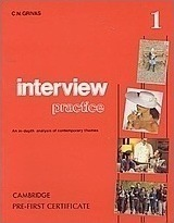 Interview Practice 1