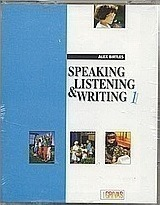 Speaking, Listening and Writing 1