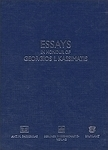 Essays in Honour of Georgios I. Kassimatis