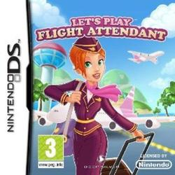 Let's Play Flight Attendant DS