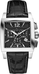 Guess Collection Black Strap Chronograph I35005G2