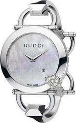 Gucci Chiodo Mother of Pearls Diamond Ladies YA122505