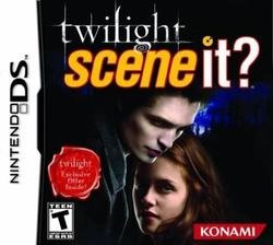 Scene It? Twilight DS