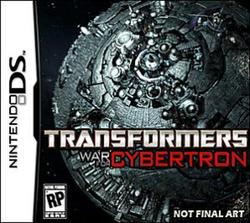 Transformers: War for Cybertron - Autobots DS
