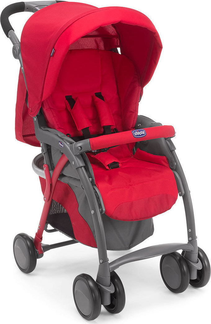 957b22854f2 Chicco Simplicity Red - Skroutz.gr