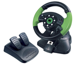 SpeedLink Green Lightning Racing Wheel (XBOX)