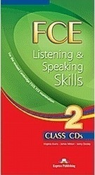 FCE Listening and Speaking Skills 2: Class Audio Cds