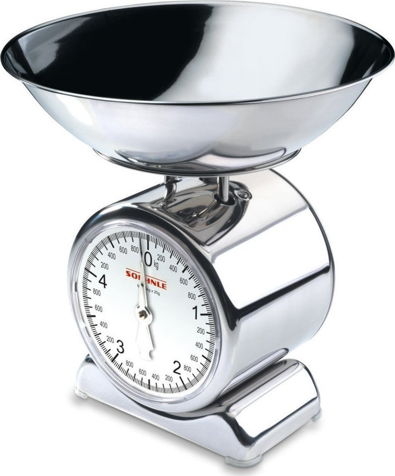 Soehnle Silvia Αναλογική Ζυγαριά Κουζίνας 5kg (4006501650030) - Πληρωμή και σε έως 36 Δόσεις!!!