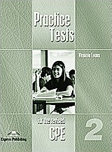 Practice Tests for the Revised CPE 2: Class Audio CDs