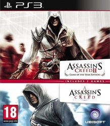 Assassin's Creed Double Pack PS3