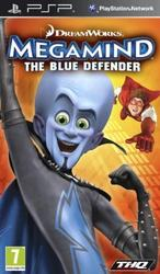 Megamind: The Blue Defender PSP