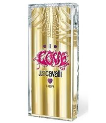 Roberto Cavalli Just Cavalli I Love Her Eau de Toilette 30ml