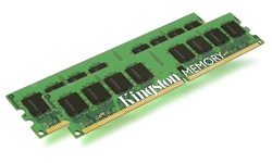 Kingston KTD-WS670/4G 4GB DUAL RANK MODULE