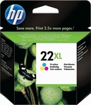 HP 22XL Tri-color High Yield (C9352CE)