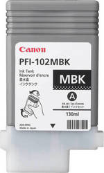 Canon PFI-102MBK Matte Black 130ml (0894B001)