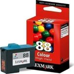 Lexmark 88 Color High Yield (18L0000E)