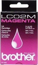Brother LC02 Magenta (LC02M)