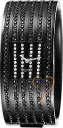 Esprit Galaxy Clara Black Stainless Steel Bracelet Ladies ES101182003