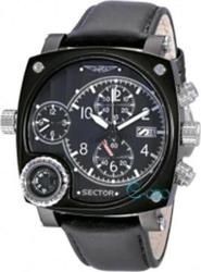 Sector Compass Special Pack Total Black - R3251907025