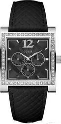 Guess Black Square Watch W10572L2