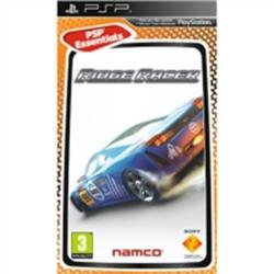Ridge Racer (Essentials) PSP