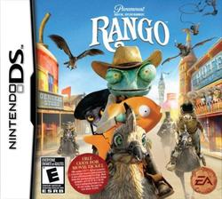 Rango The Video Game DS