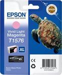 Epson T1576XL Vivid Light Magenta (C13T157640)