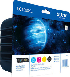 Brother LC1280XL Multipack (LC1280XLVALBP)