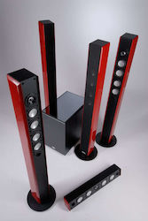 Crystal Audio PL4-System Red