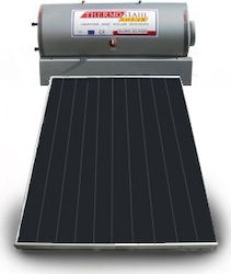 Thermostahl Enersolar SLE 130lt/2m² Glass Διπλής Ενέργειας