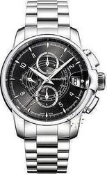 Hamilton Timeless Classic Railroad Automatic Chronograph Stainle - H40616135
