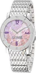 Just Cavalli Round Stainless Steel Bracelet R7253191545