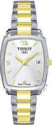 Tissot T-CLASSIC Everytime Two-Tone Stainless Steel Bracelet T057.910.22.037.00