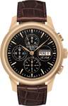 Tissot Classic Le Locle Automatic Brown Leather Strap T41.5.317.51
