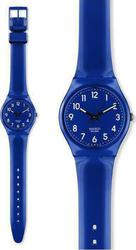 Swatch Rise Up Blue Rubber Strap GN230