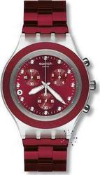 Swatch Full Blooded Burgundy SVCK4054AG